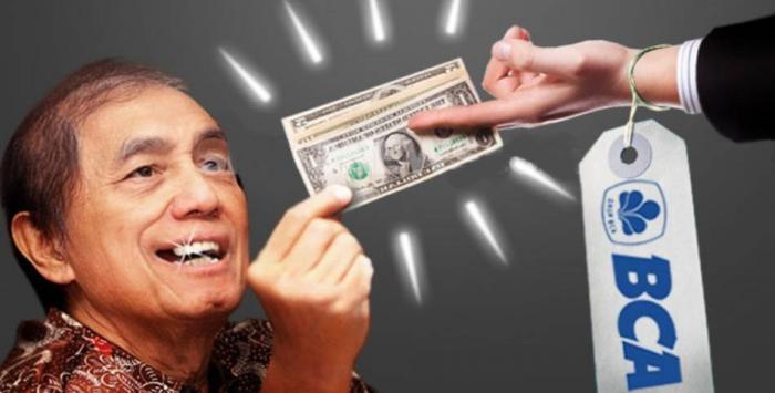 Korupsi Pajak BCA, Negara Rugi Rp 2 Triliun