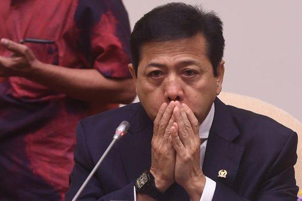 KPK Tetapkan Setya Novanto Tersangka Kasus Korupsi E-KTP