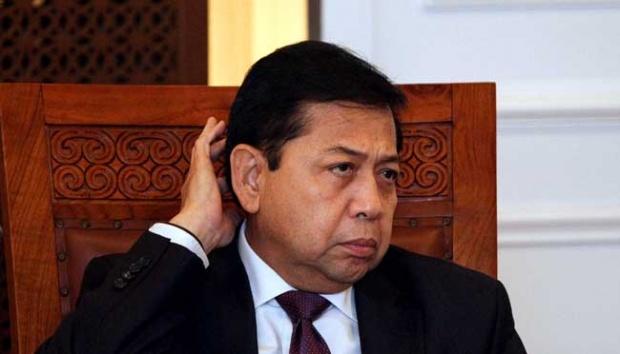KPK Kembali Tetapkan Setya Novanto Tersangka Korupsi E-KTP
