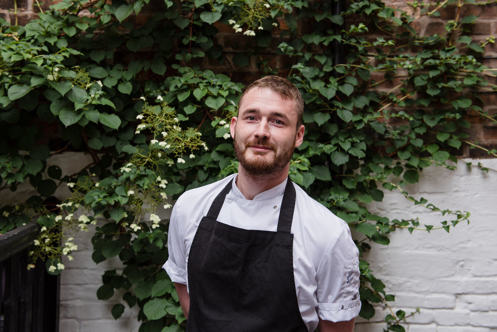 James Heywood - Sous Chef  James is Ricky's right hand man and joined us exactly 12 months ago. James is a big fan of our tasting menus and recommends that you try it - served Friday and Saturday evening from 5:30pm.
