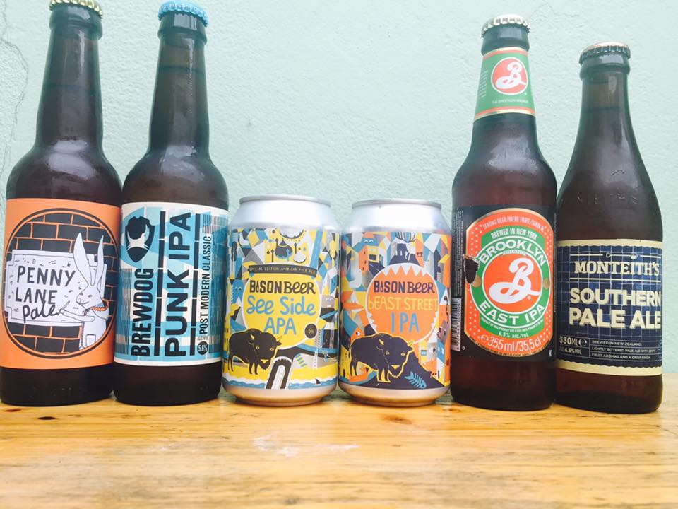 We've got some amazing new craft beer arrivals!! Pop down and try some out!