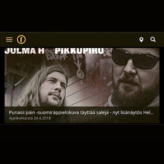 Suuren kysynnän vuoksi 10.5 Punasii Päin - lisänäytös Helsingin Tennispalatsissa. Linkki biossa 🎉  #PunasiiPäin