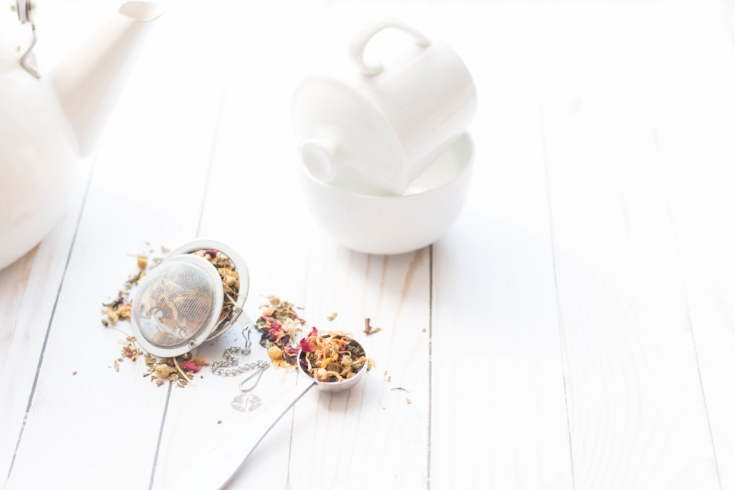 Kitchen Sink herbal blend Steep The Senses