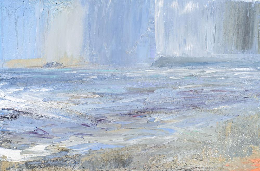 Mist Rolling Over Greenaway Reef