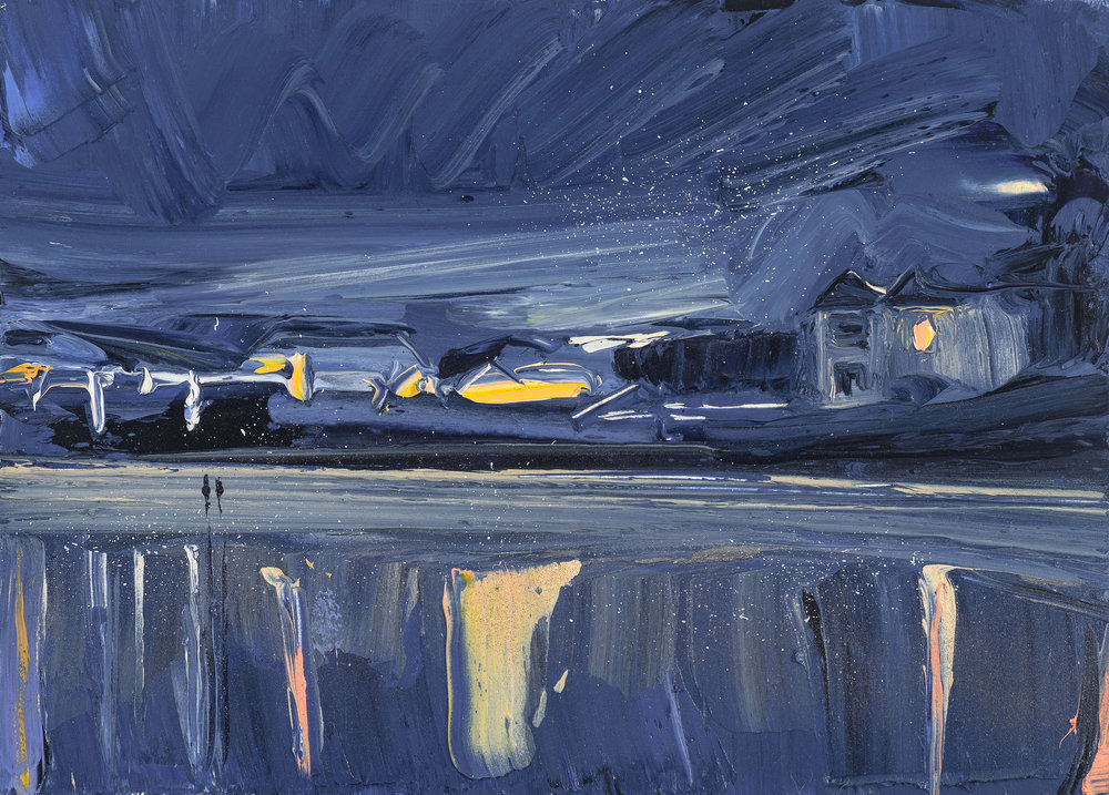 Polzeath Night Study