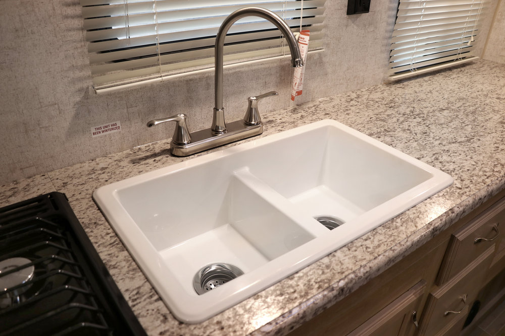Braxton Creek Deep Kitchen Sink