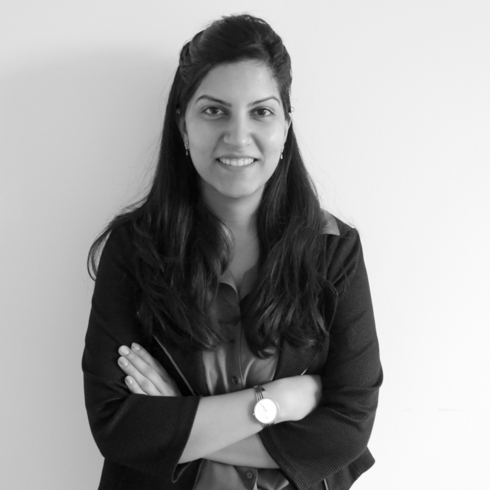 Prerna Sharma    Former Head of HR and Recruitment at Flow Traders  Uber - Hired first and early employees of Uber Asia, building high performing teams in the region.  Masters in Project Management from NUS  Bachelors in Computer Science & Engineering