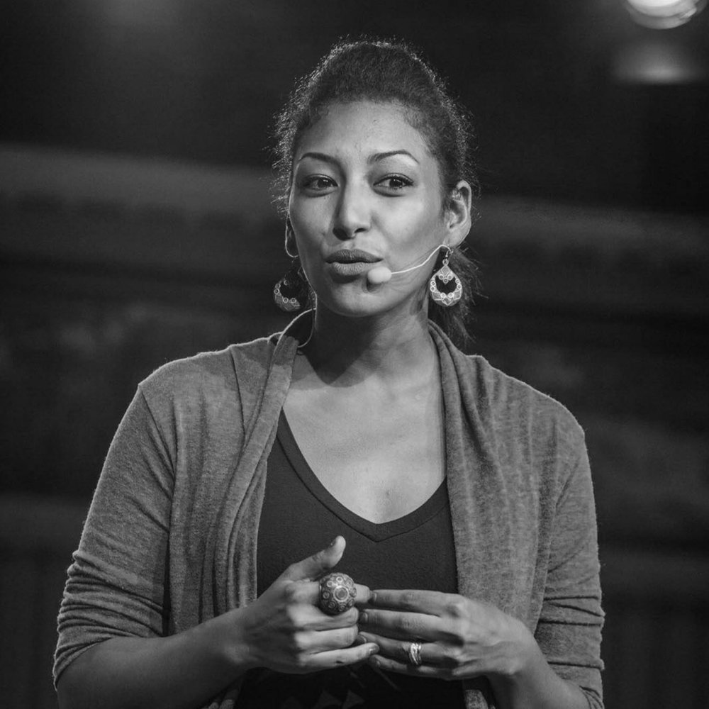 Solonia Teodros     Lean Startup   Co-founder of The Change School  Burson-Marsteller Harvard Initiative for Global Health  TEDx Speaker  Career strategist and coach, LEAN startup and Design Thinking Trainer + Facilitator