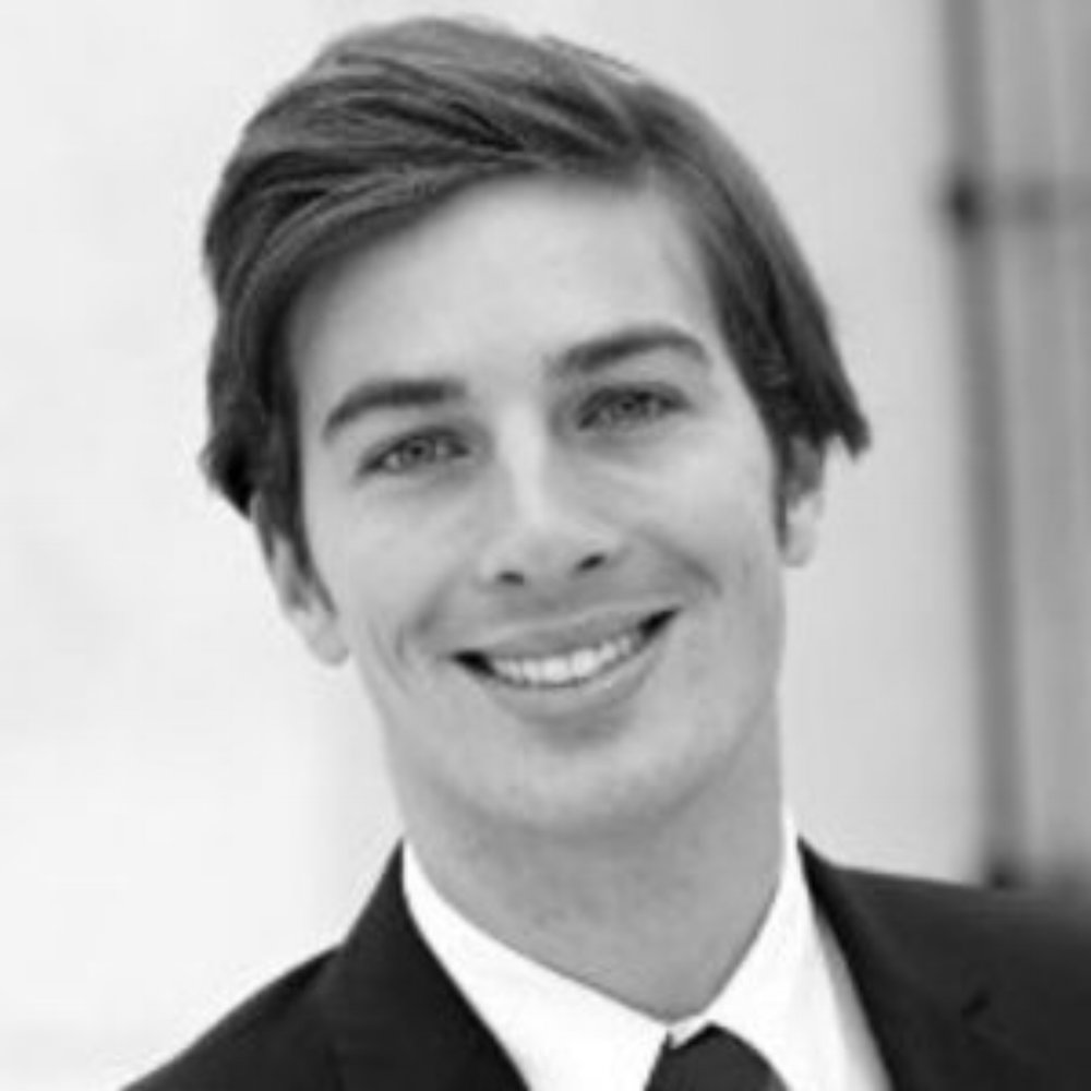 Chris Miess    Founder ICONIC –SEA's Leading Blockchain advisory and investment firm  Former CFO at TenX, performing SEA's largest ICO  Goldman Sachs, Morgan Stanley, Deutsche Bank  Yale / LSE educated