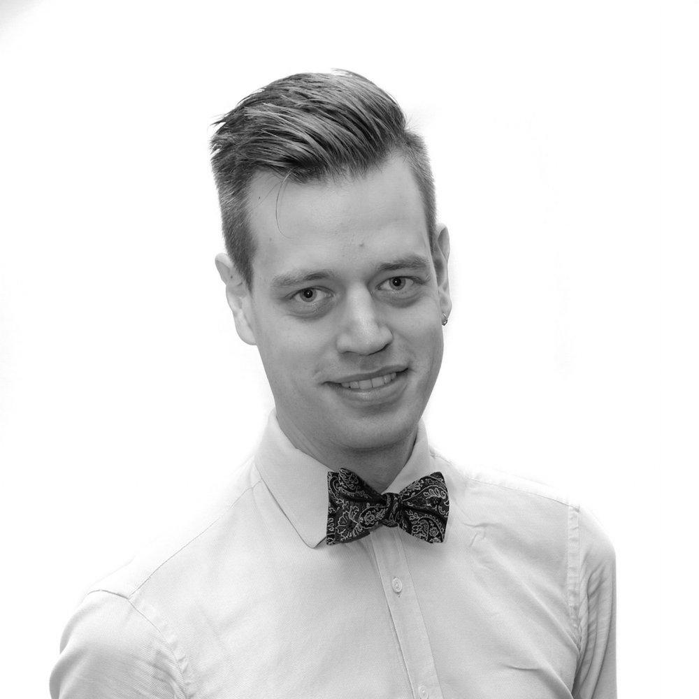 Gabriel Lundberg    Venture Partner