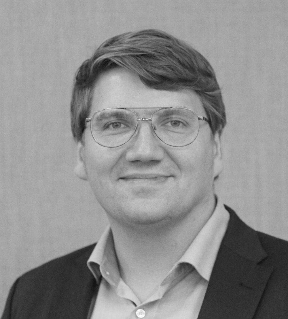 Jussi Salovaara    Managing Partner