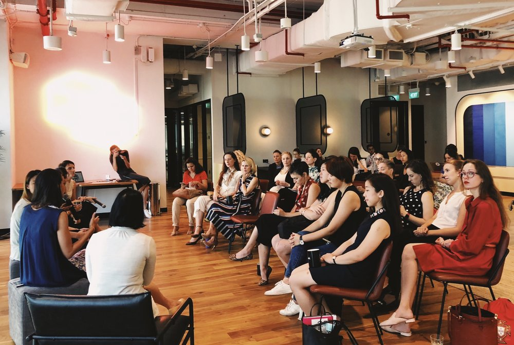 Coffee Talks with Female Founders