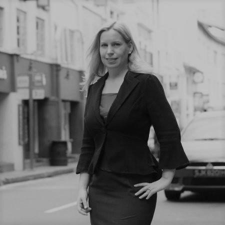 Anna-Karin Birnik    Head of Brand for Standard Charter