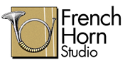 French Horn Studio