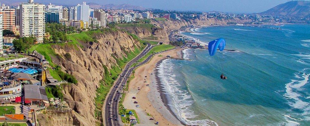 Costa Verde - Lima, Peru