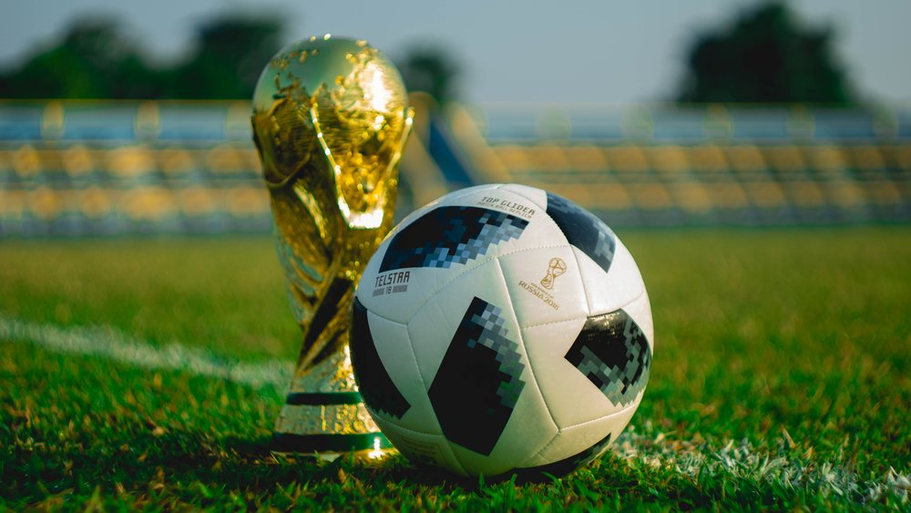 World Cup Trophy - Soccer Ball