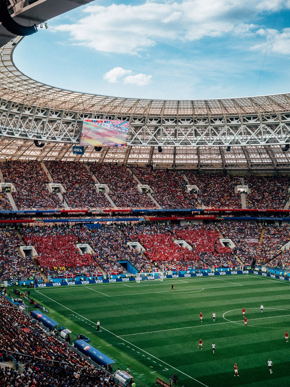 World Cup Match