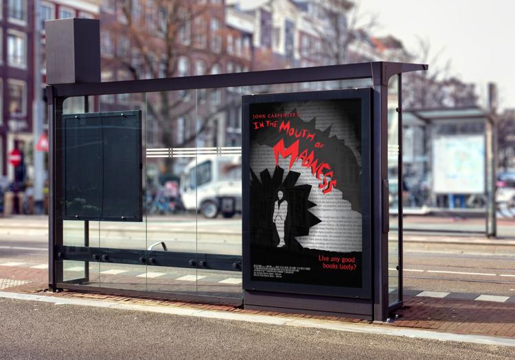 Movie Poster Staley Design