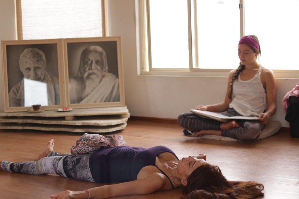 meditation room @ Park GH. Photo cred: Zoe McGrath