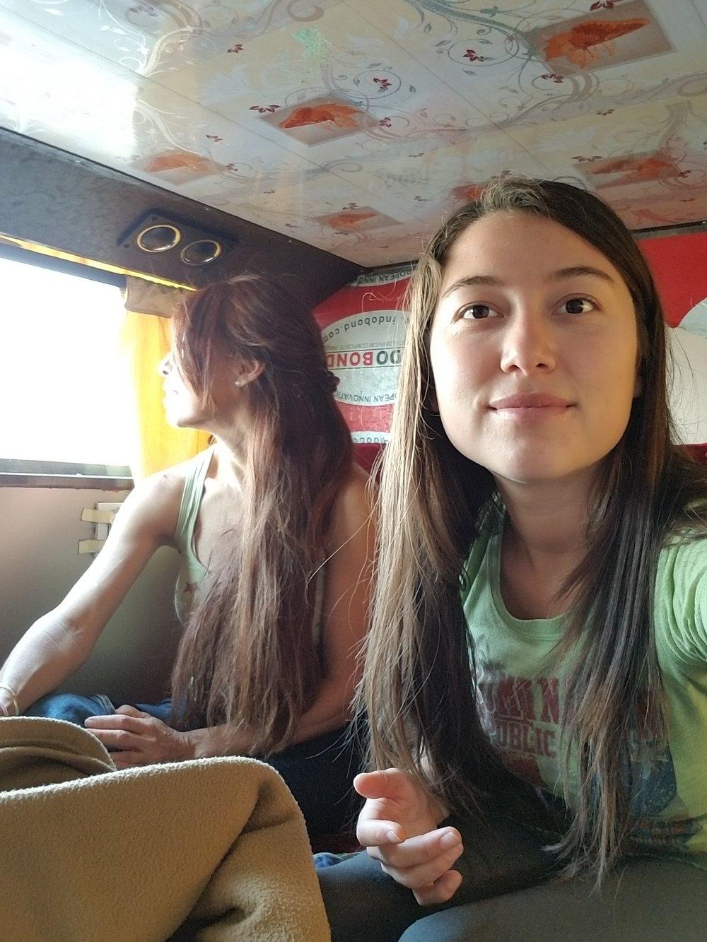 Le fancy bus ride