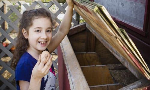 KIDS &TEENS AT THE FARM -