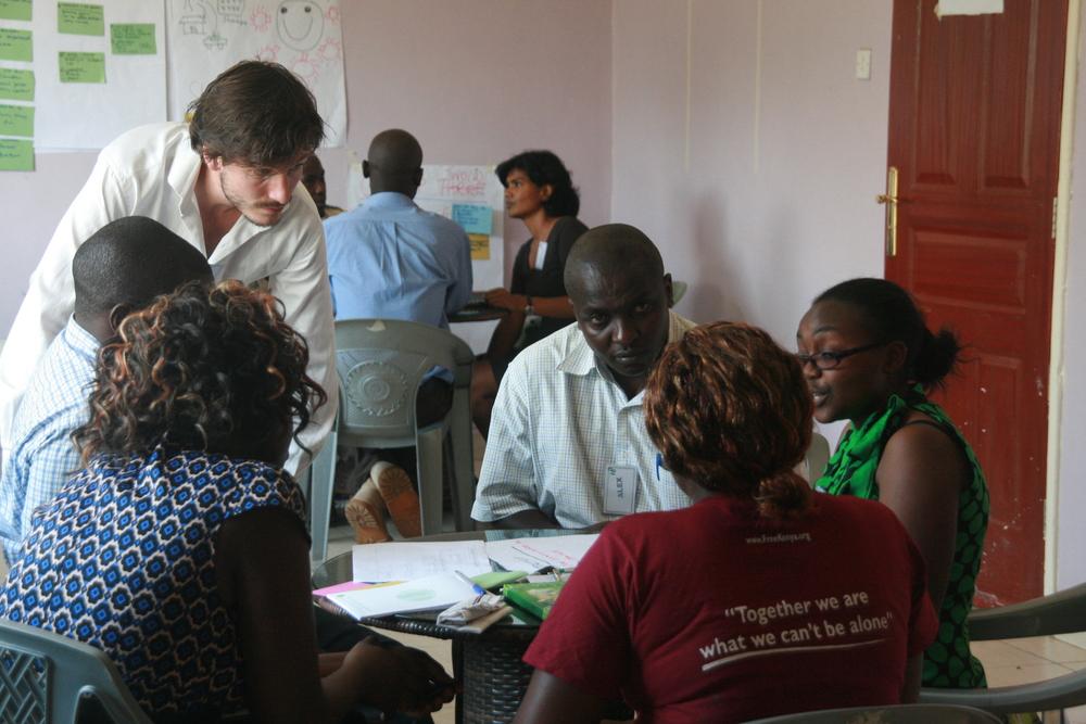 co-creëren van het curriculum met partners
