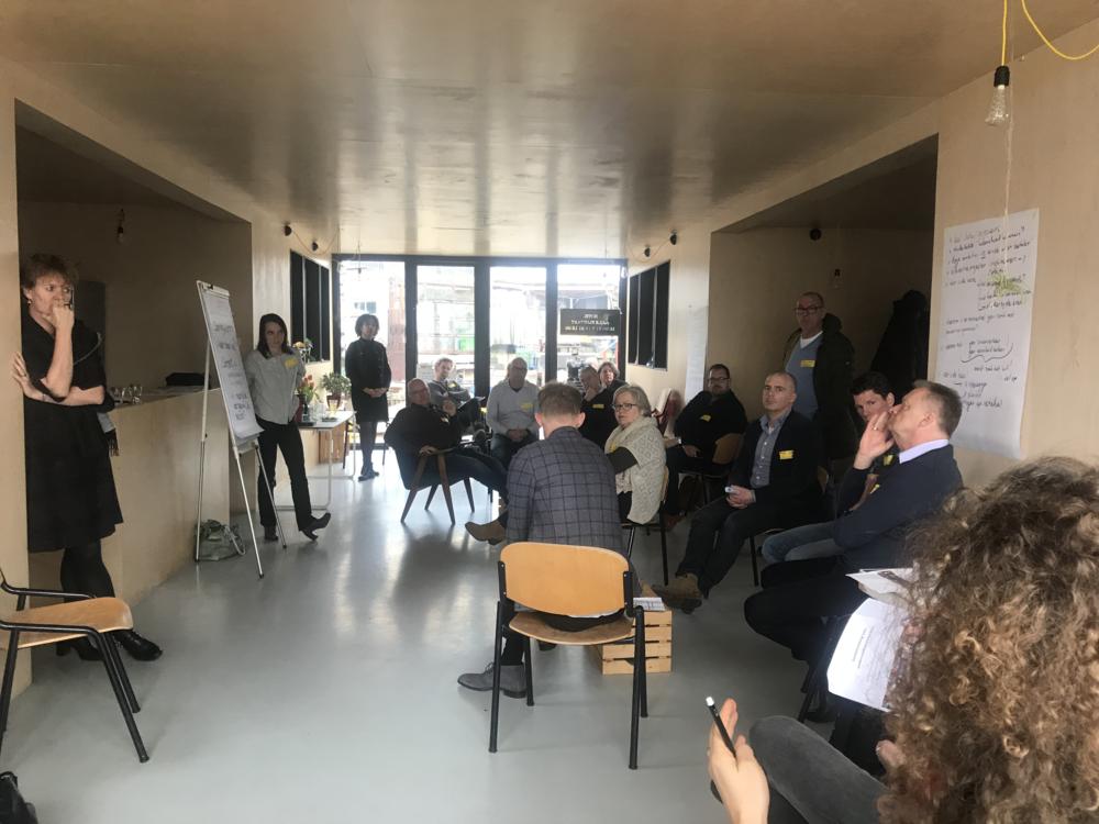 grondstoffen inzameling innovatie 9 straatjes - social labs - Gem Amsterdam