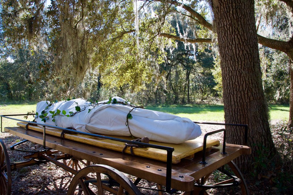 Questions about green burial? -