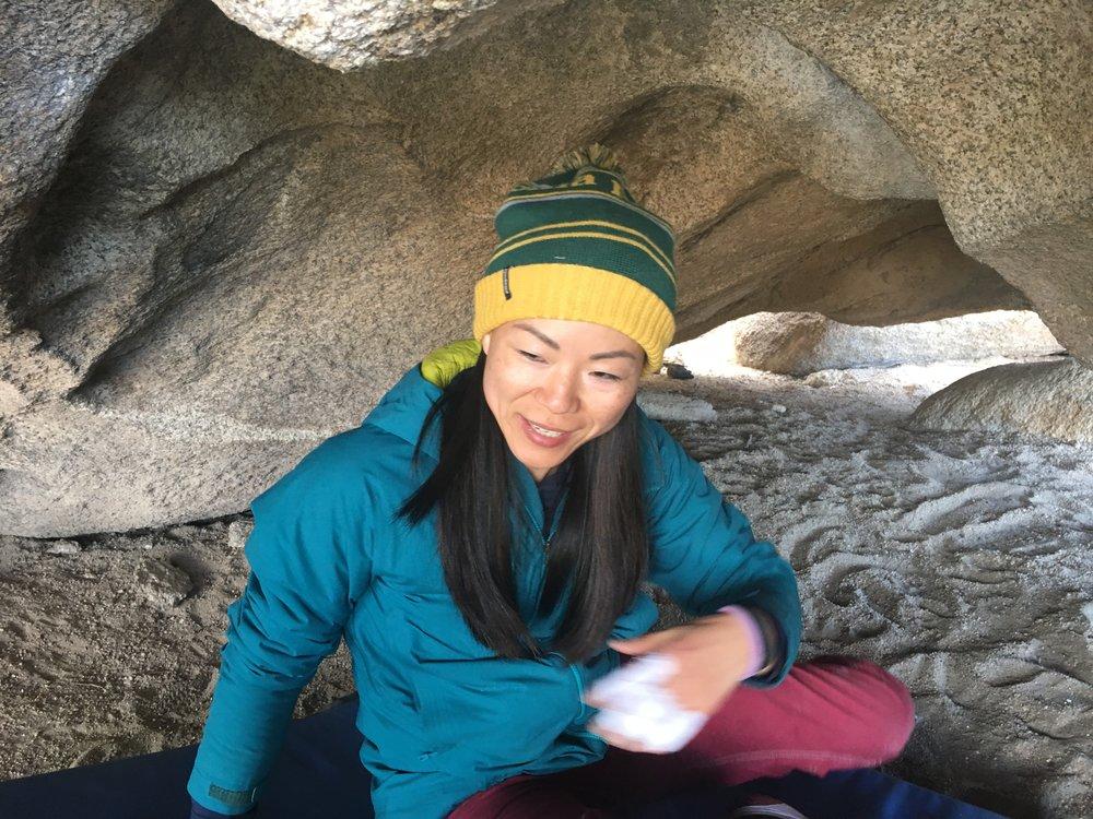 Southern California Crusher... Jess Chen