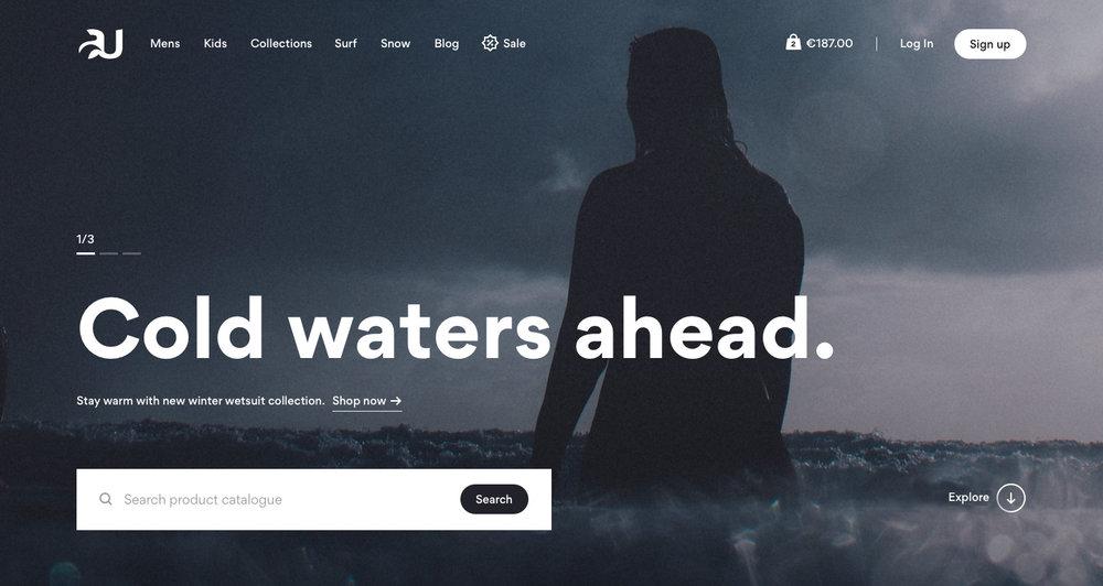 Web and UI Design