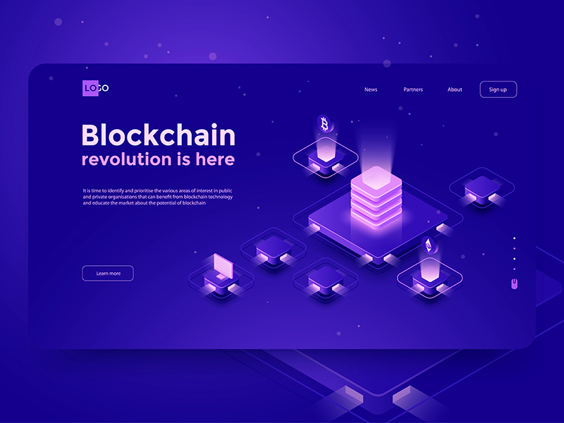 UX / UI / WEB DESIGN - Building a website for your ICO launch and blockchain startup is one of the most important aspects of a successful token sale, build right, build once.