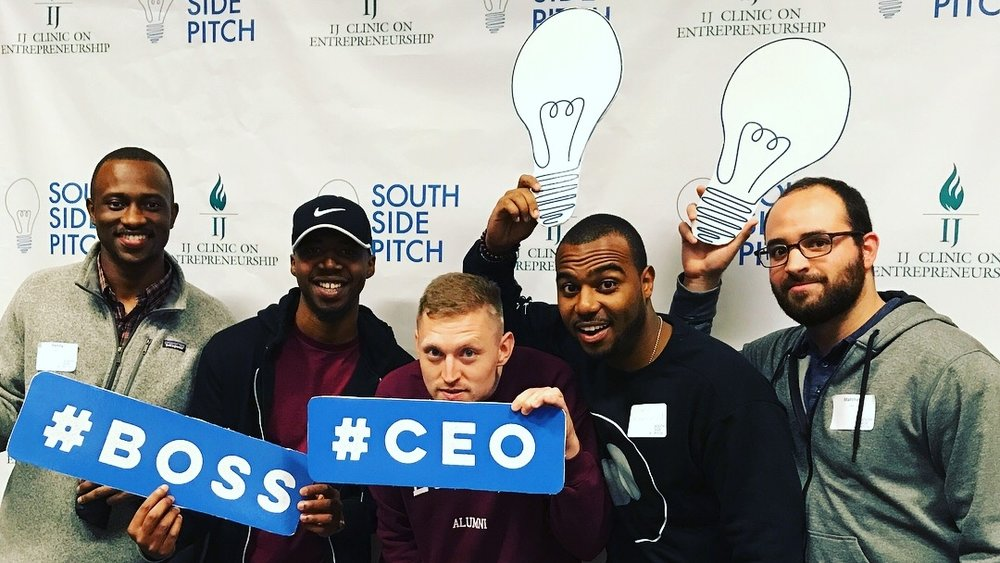 Got bright ideas? - Your innovative ideas can help shape our candidates' and city's future.