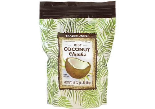 Just Coconut Chunks