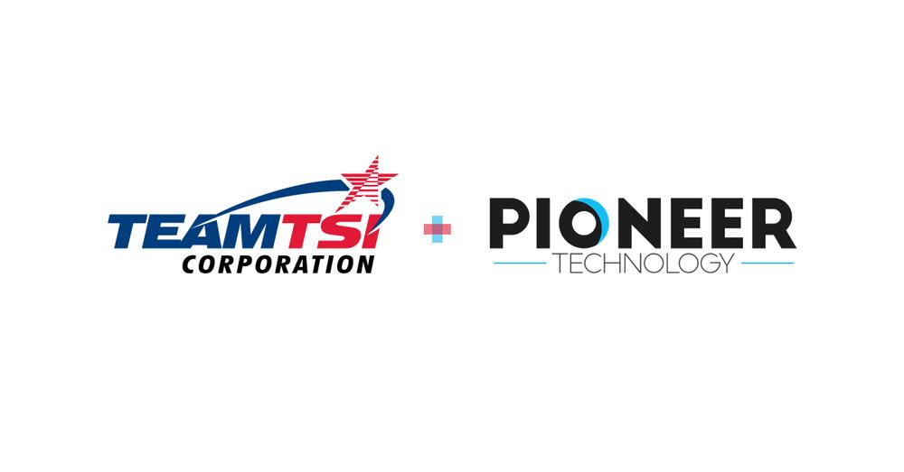 Team TSI and Pioneer Technology Strategic Partnership