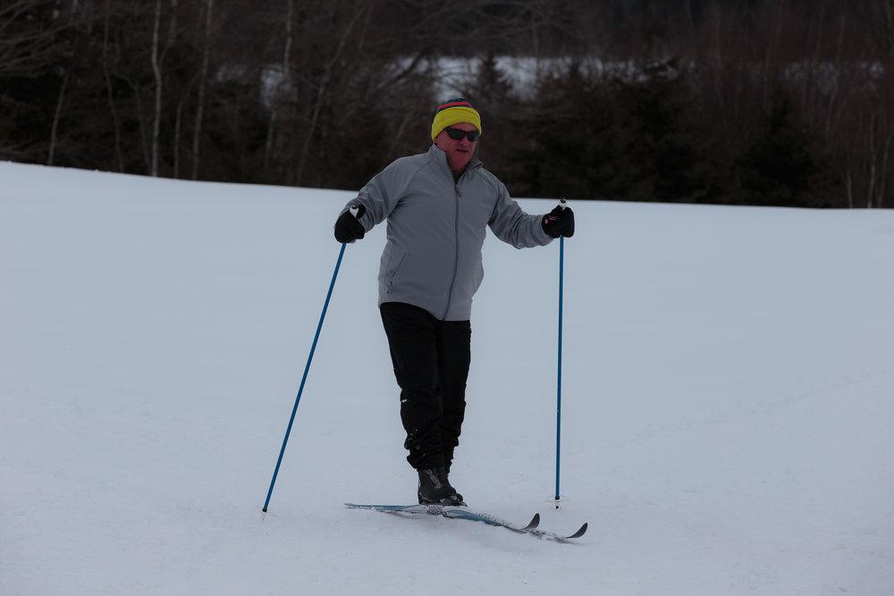 Cross Country Skiing -
