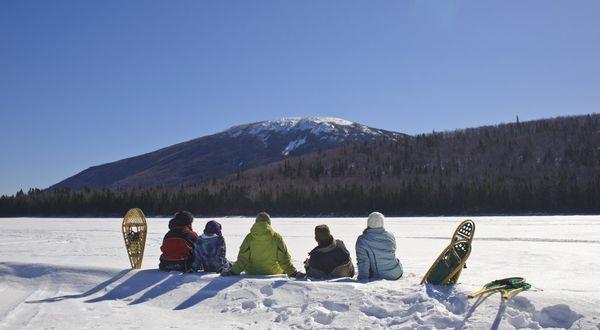 Parc Provincial Mont-Carleton - le 16 février, 2019
