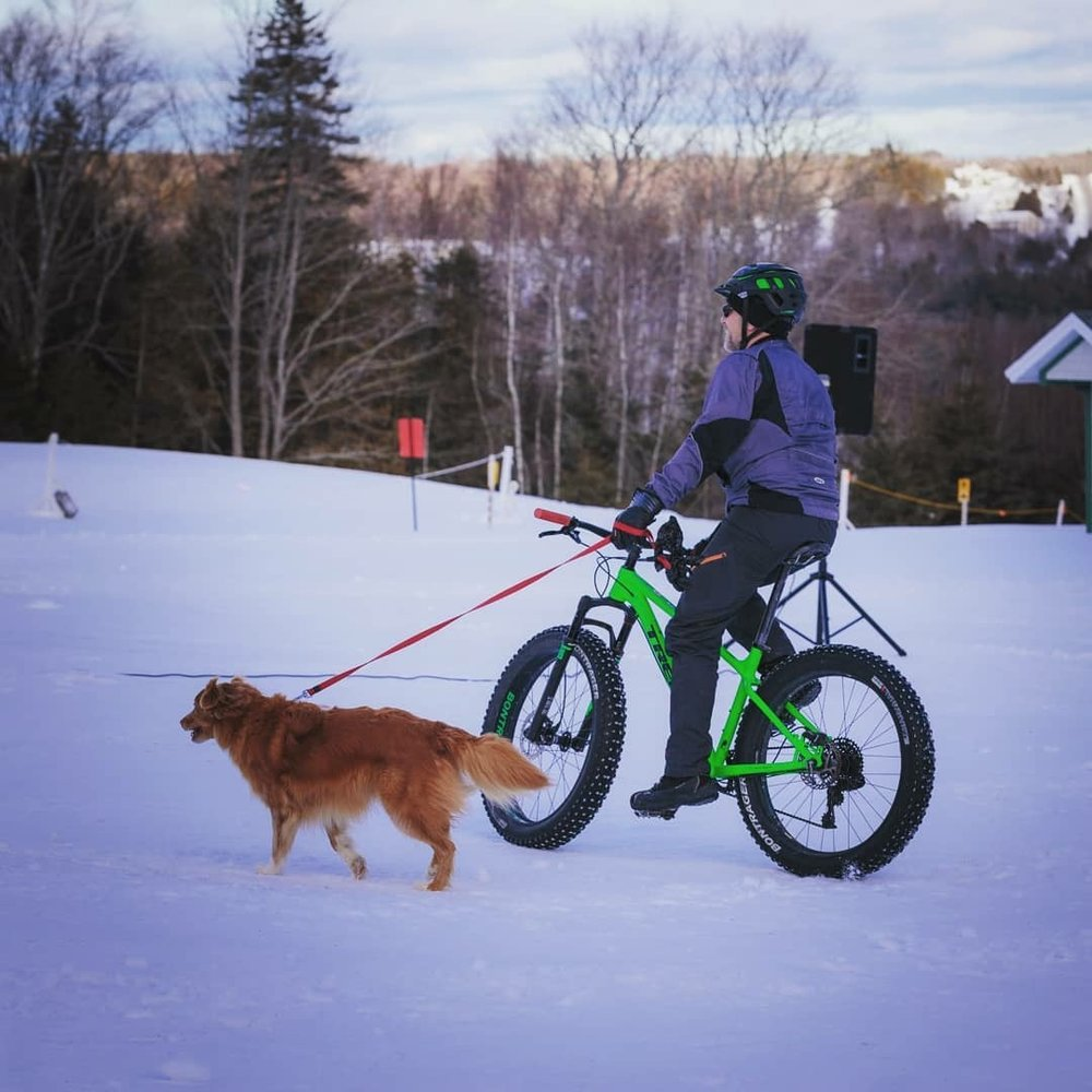 Fat Biking -