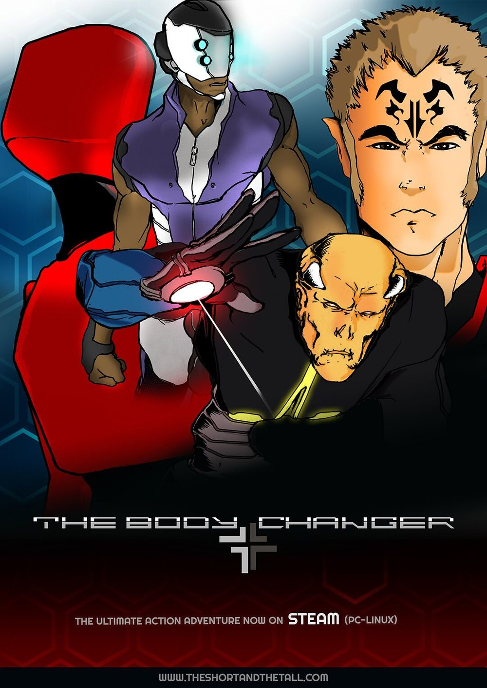The Body Changer (steam)