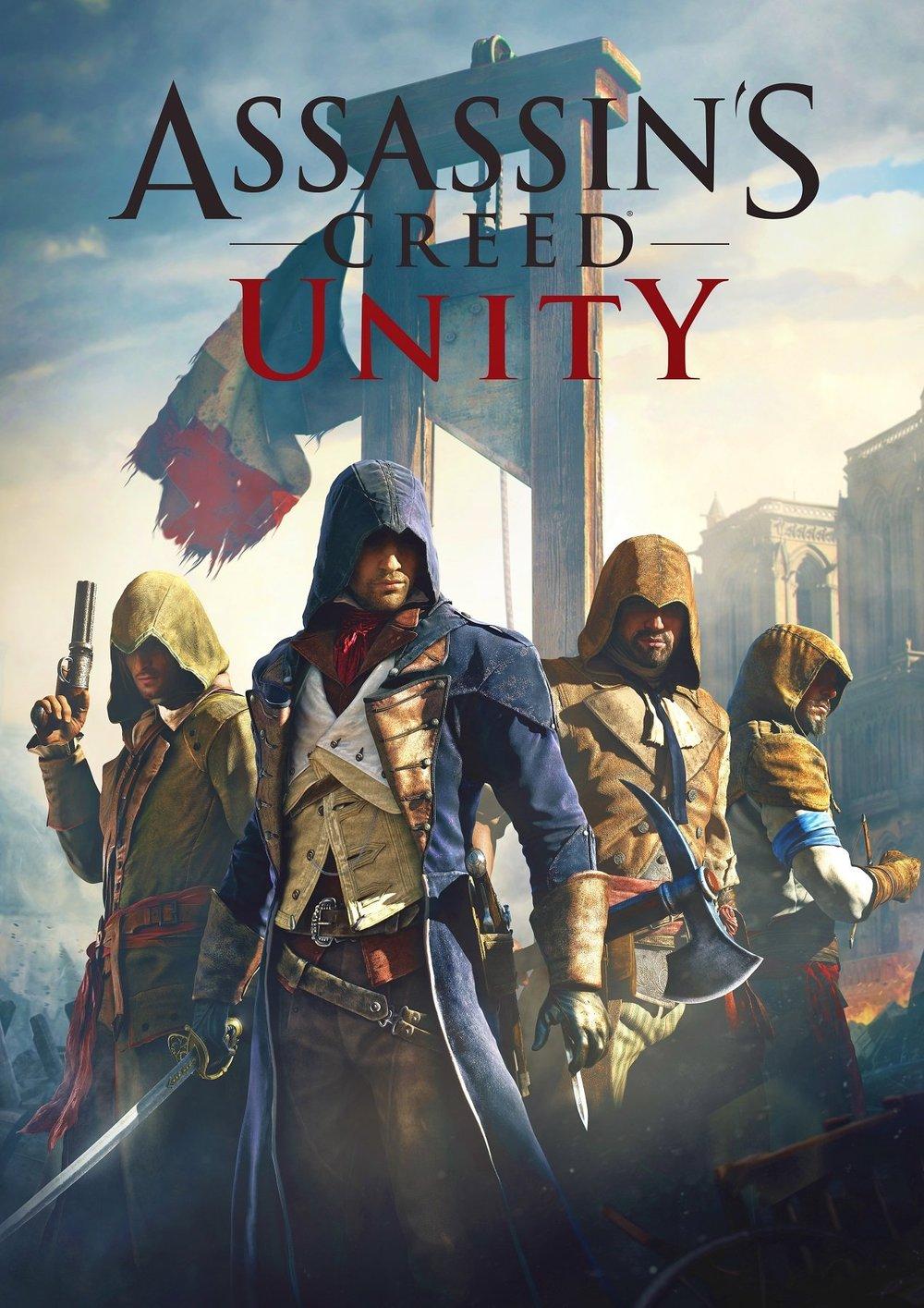 Assassin's Creed Unity (XBO)