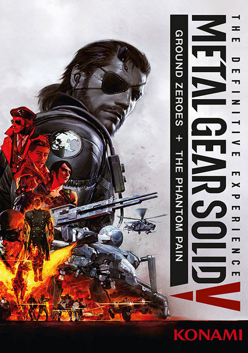 MGS5: Definitive edition (Steam)