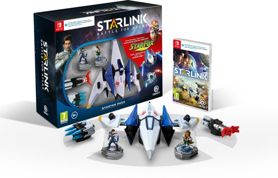 Starlink Starter Kit (Switch)