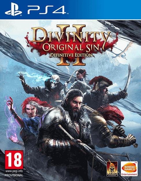 Divinity: Original Sin 2 (PS4)