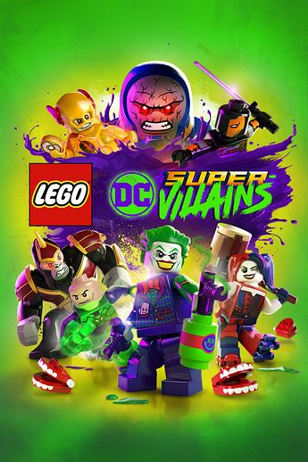 LEGO DC Super Villains (XBO)