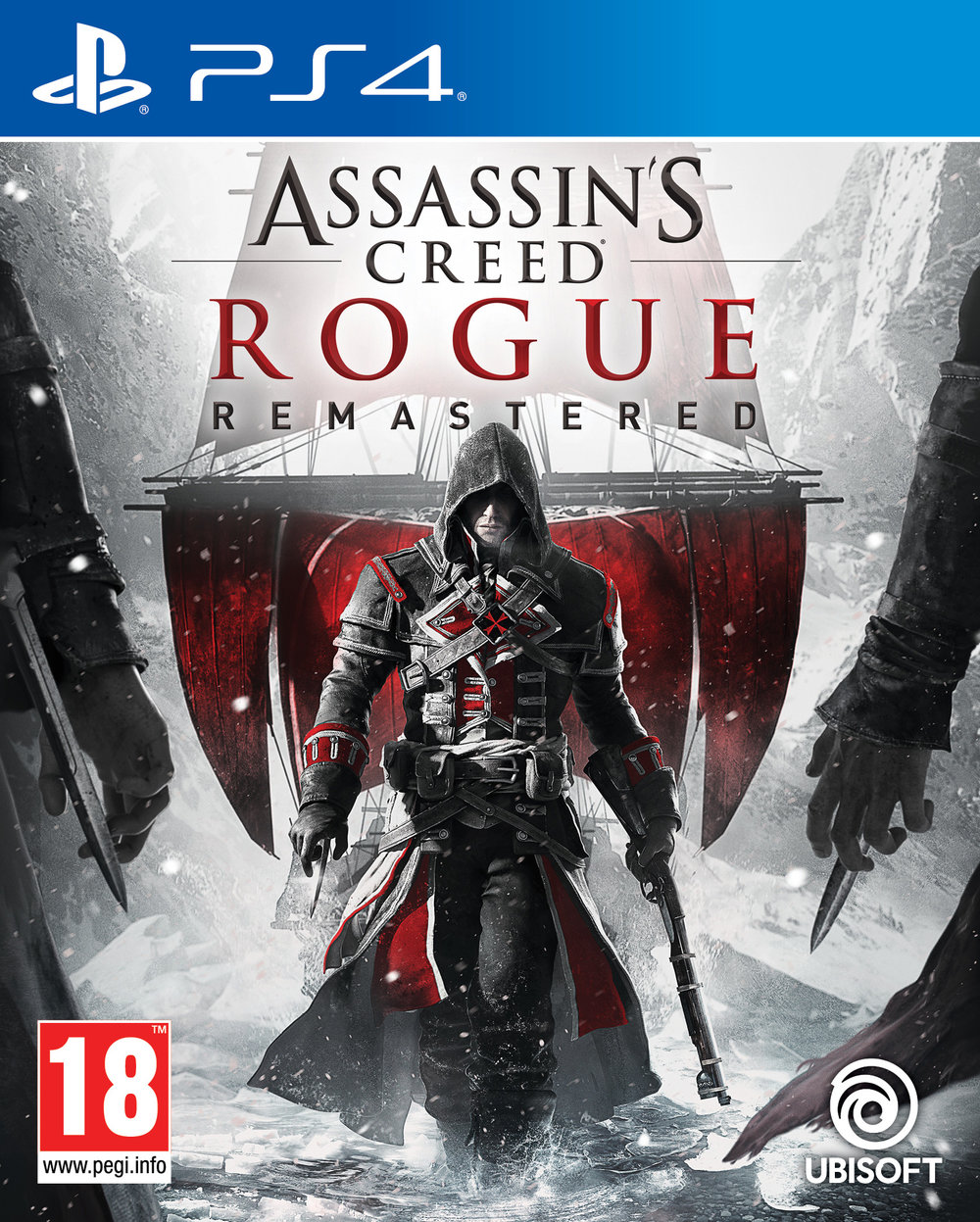 AC Rogue Remastered (PS4)