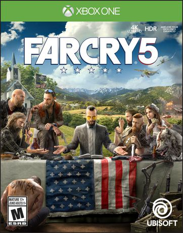 Far Cry 5 (XBO)