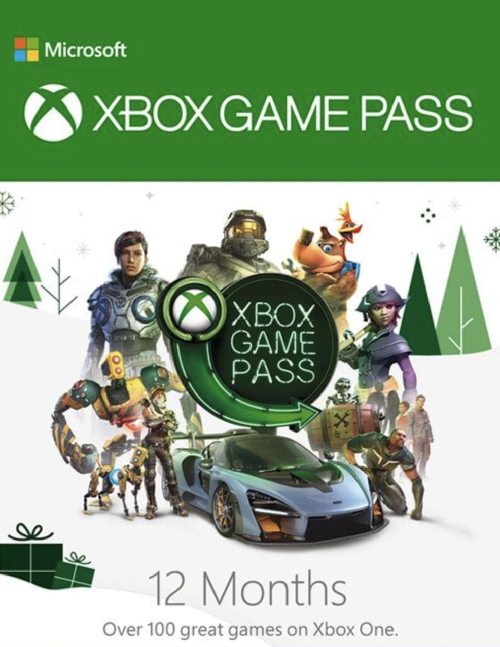 12M Gamepass (XBO)