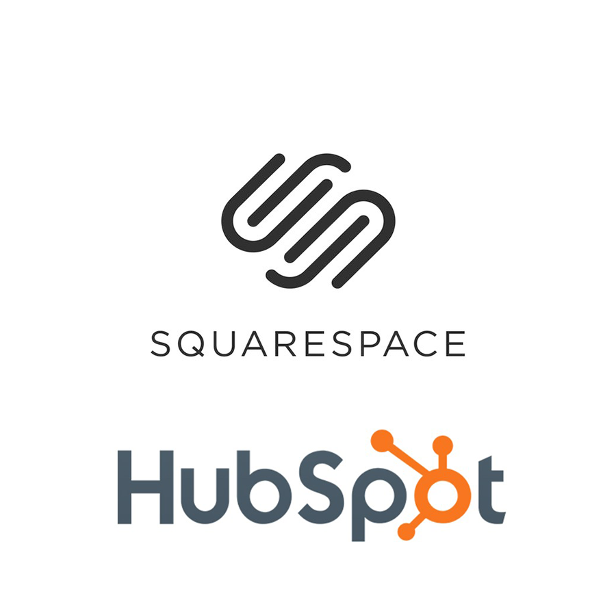 Platforms We Love - Square Space | HubSpot | Custom BuildIf you require something truly unique, come talk to us. We can build your business a custom site that will blow your competition out of the water, service your clients and bring your brand to life.