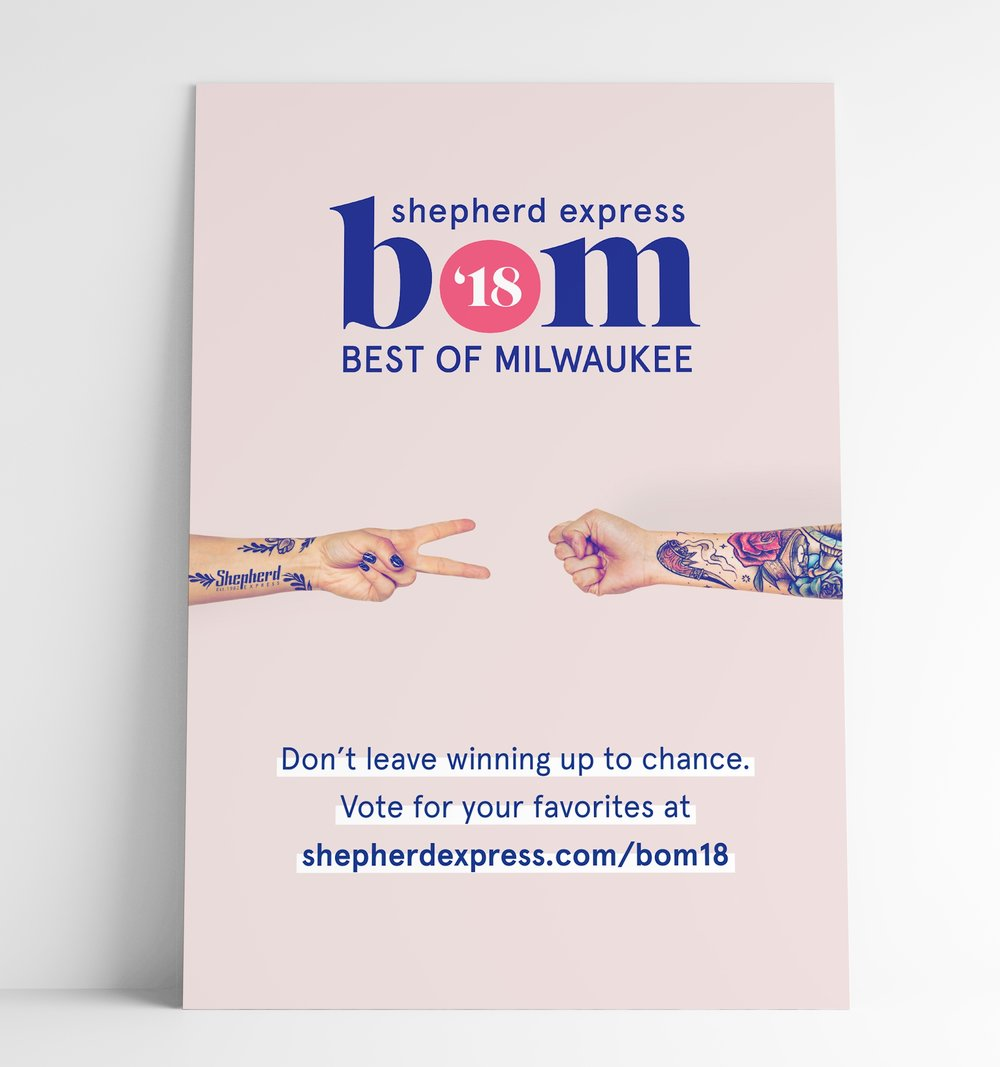 Best of Milwaukee 2018  Branding