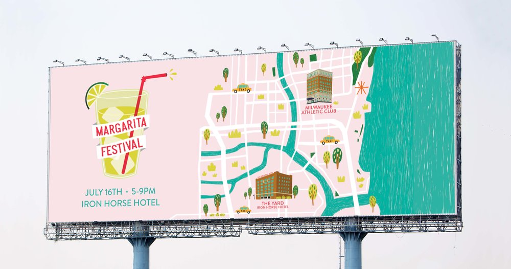 Margarita Fest  Branding