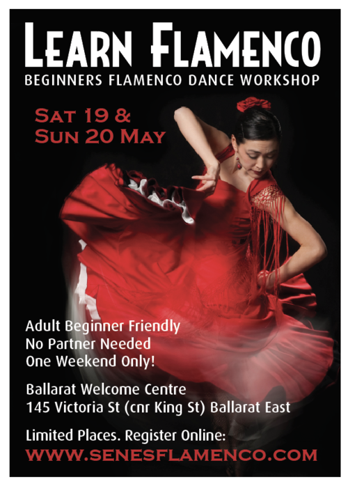 Flamenco Ballarat